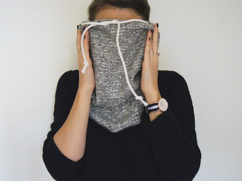 DIY Snood 17
